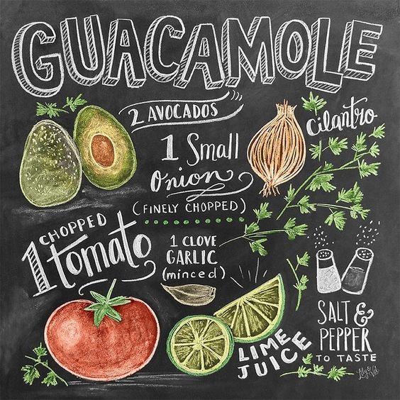 guacamole-real-recipe