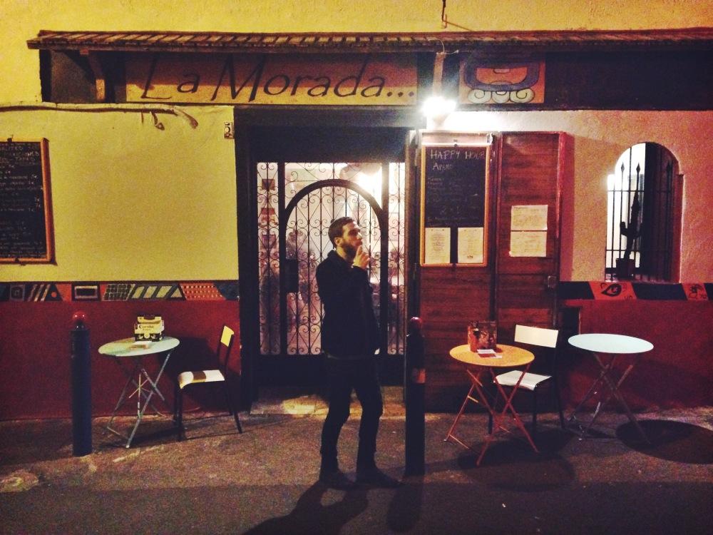 Morada Marseille restaurant