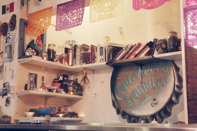santo - mexican food - notting hill london - tacos 5