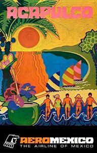 Acapulco Mexico vintage