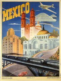 Mexico vintage
