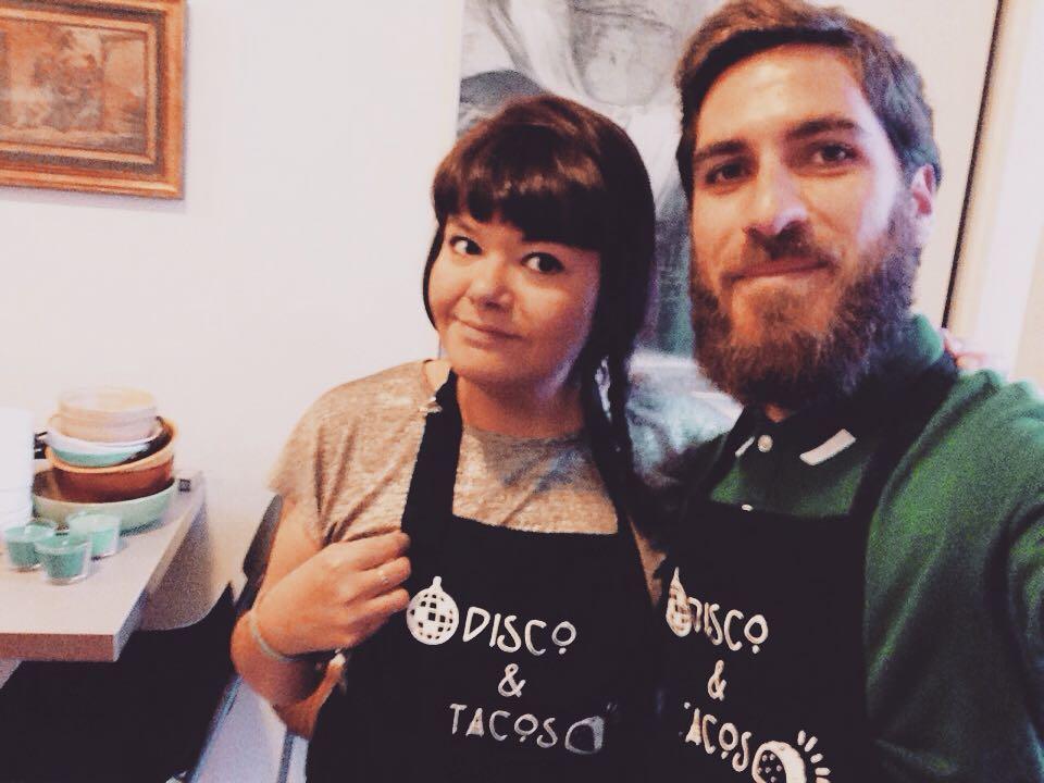 Disco & Tacos julie thibault