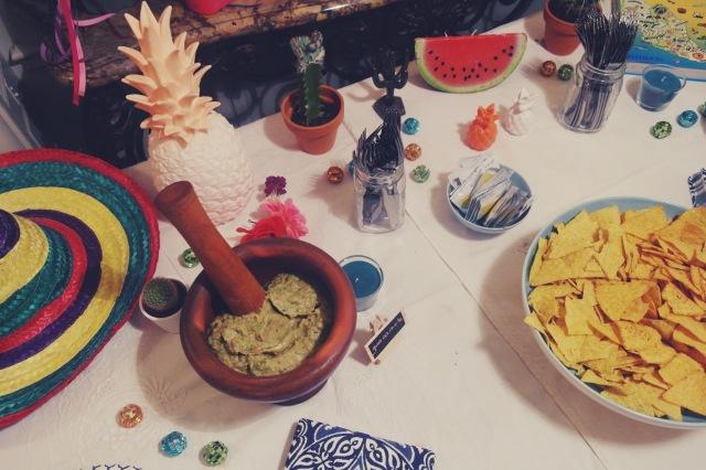 soirée disco & tacos 01:04:2016 buffet