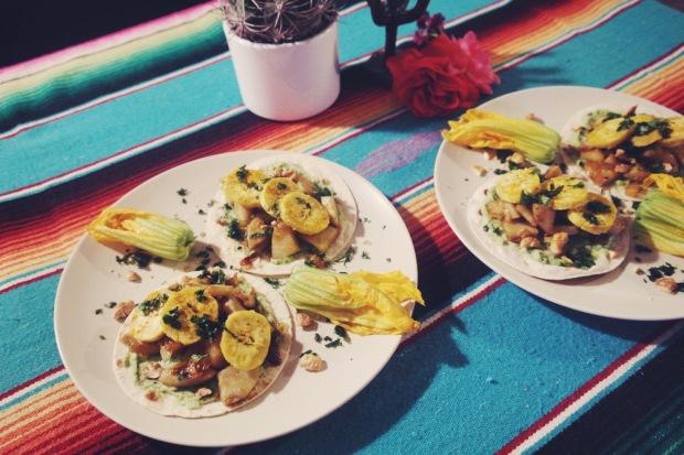 tacos vegetarien