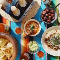 Livraison de box apéro - repas mexicain