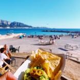 Guacamole à la Cabane des amis - Marseille